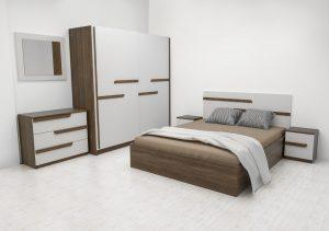 Спален комплект Виктория