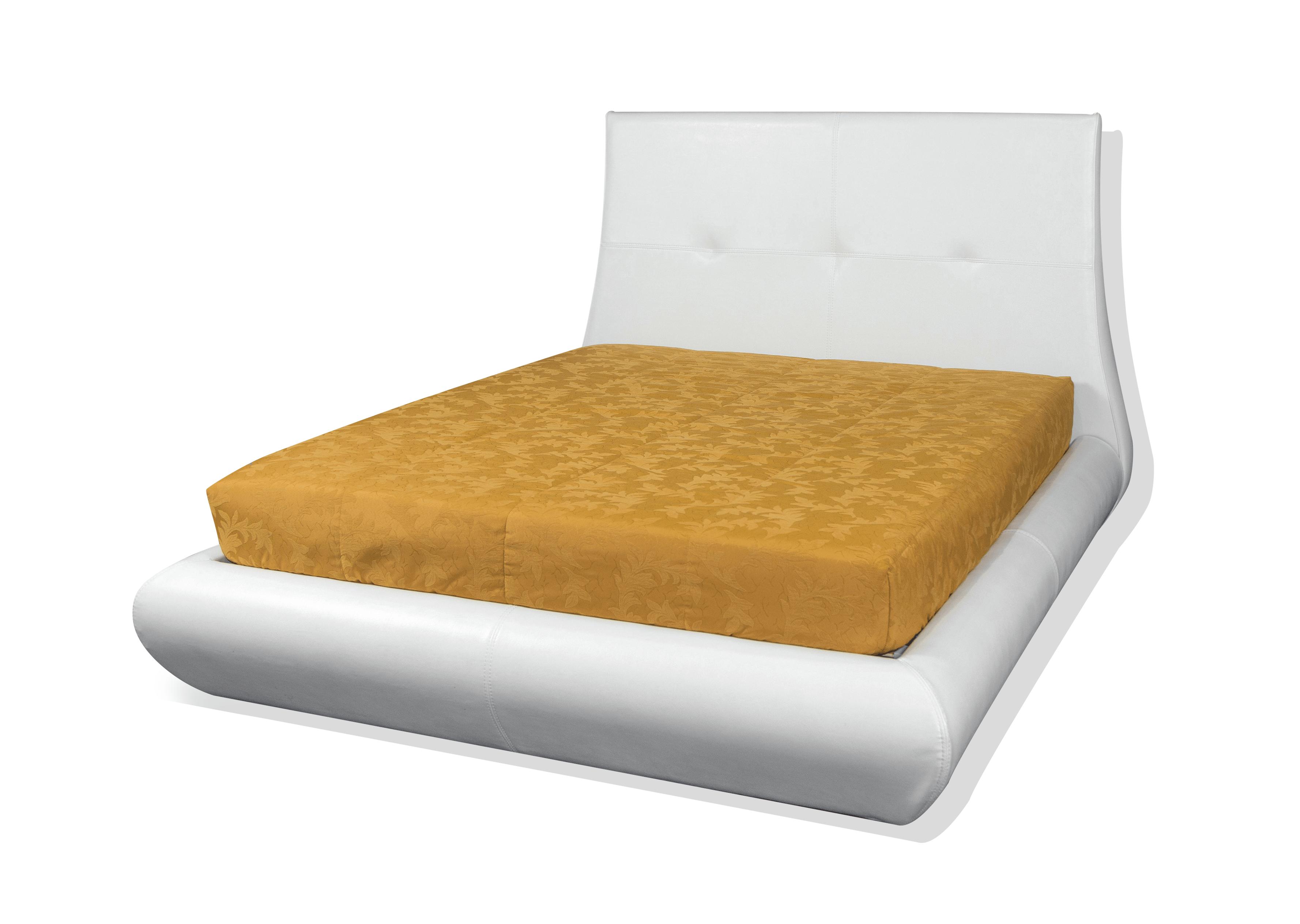 75d615da9f5 Тапицирано спално легло от еко кожа Сиена - МЕБИО